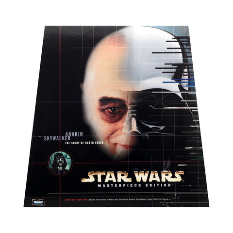 Star Wars Masterpiece Edition Anakin Skywalker: The Story of Darth Vader