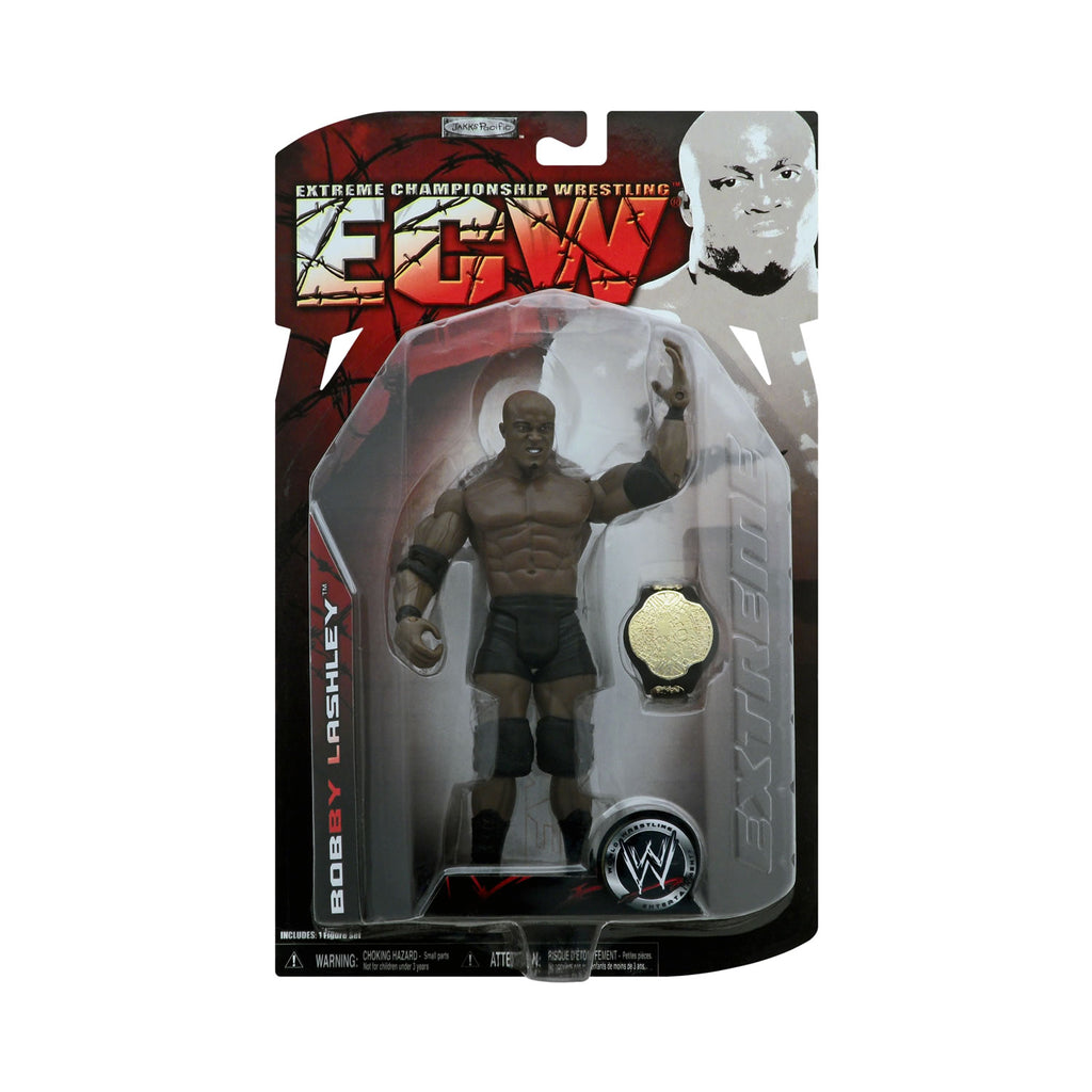 WWE ECW Series 2 Bobby Lashley