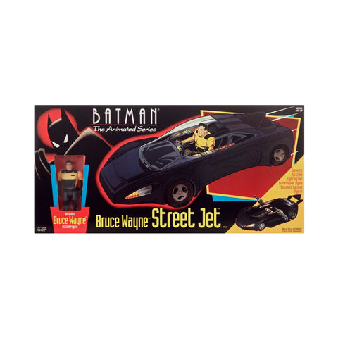 Bruce Wayne Street Jet from Batman: The Animated Series