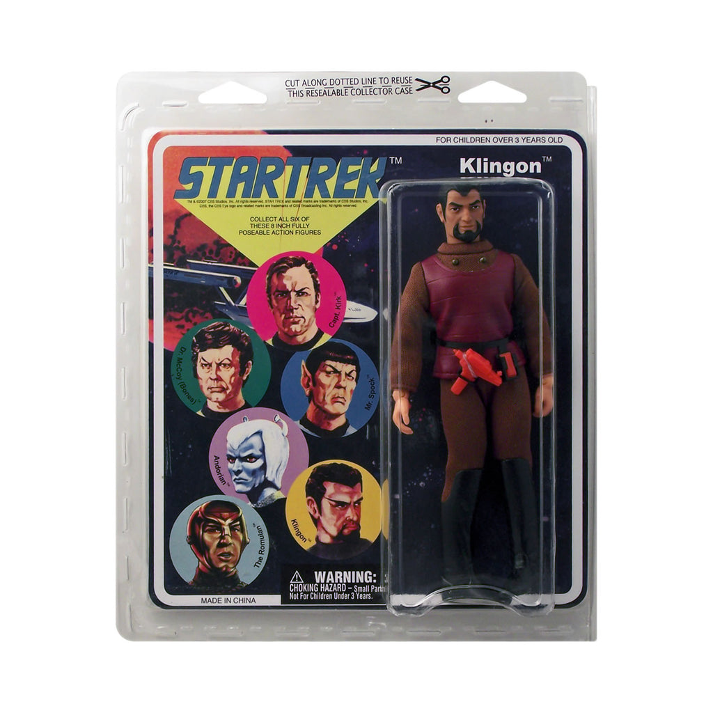 Mego Reproduction Klingon from Star Trek
