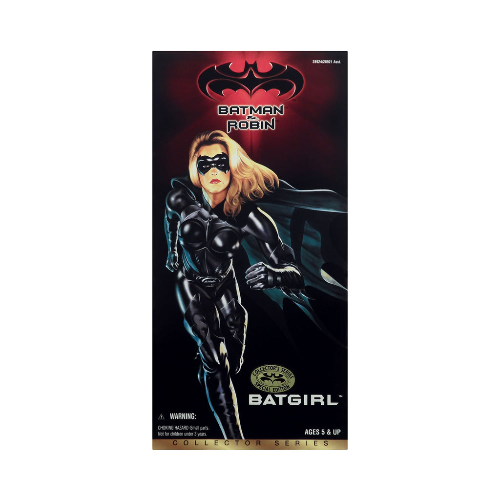 "12"" Collector Series Batgirl from Batman & Robin"