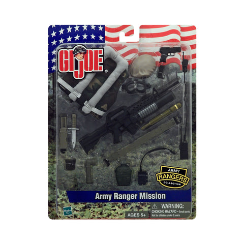 G.I. Joe Army Ranger Mission
