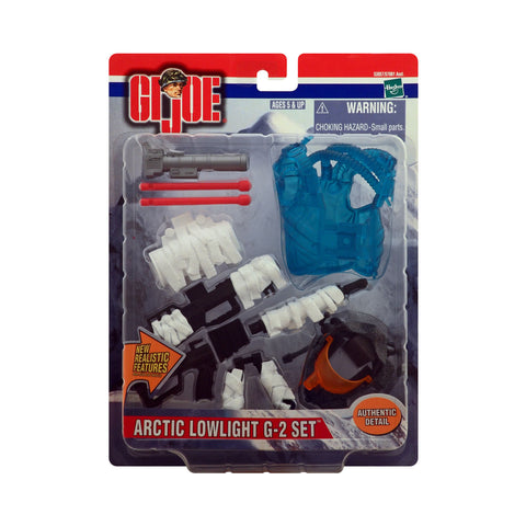 G.I. Joe Battle Gear Arctic Low Light G-2 Set