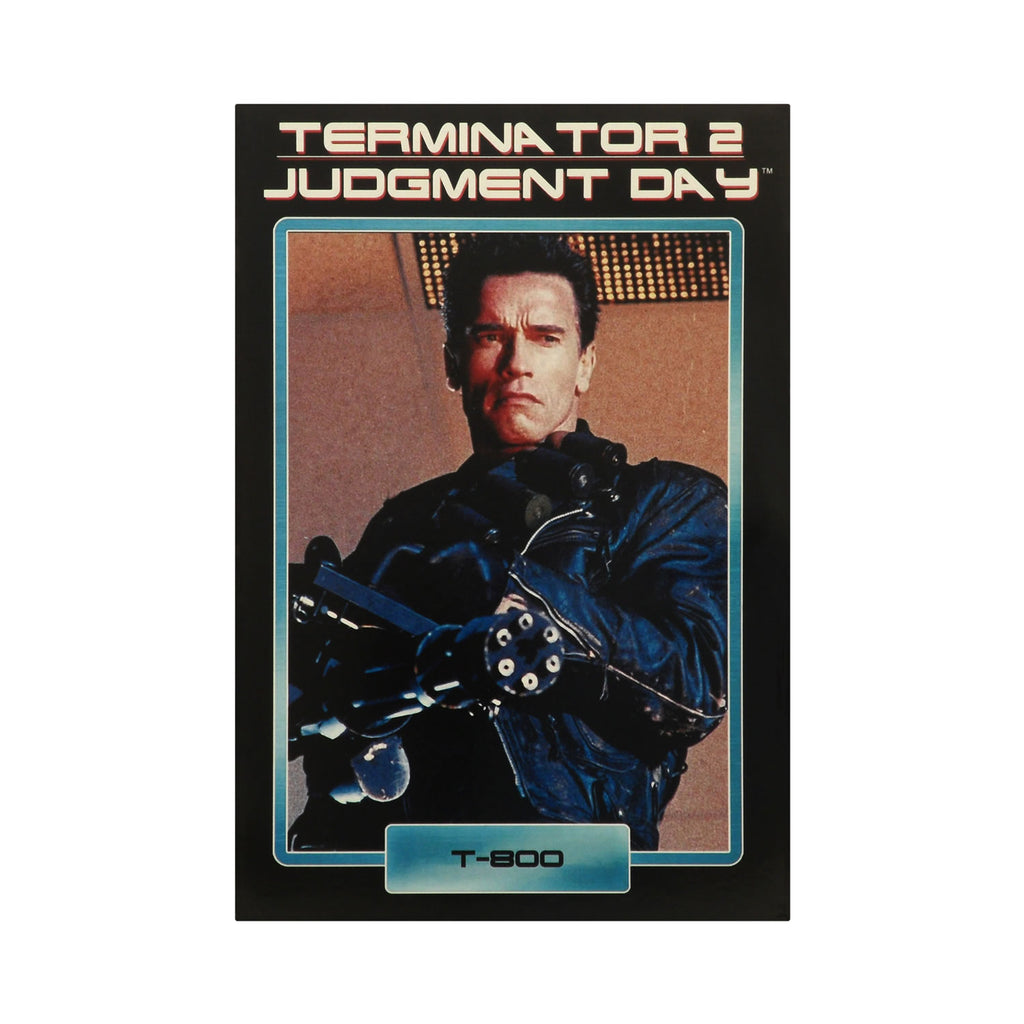 Terminator 2: Judgement Day T-800 from Neca