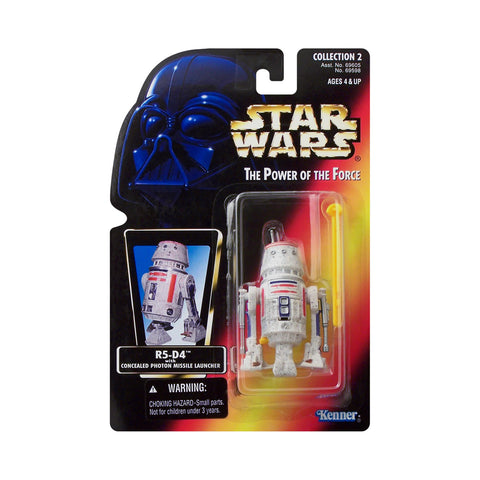 Star Wars: Power of the Force R5-D4 (red card)
