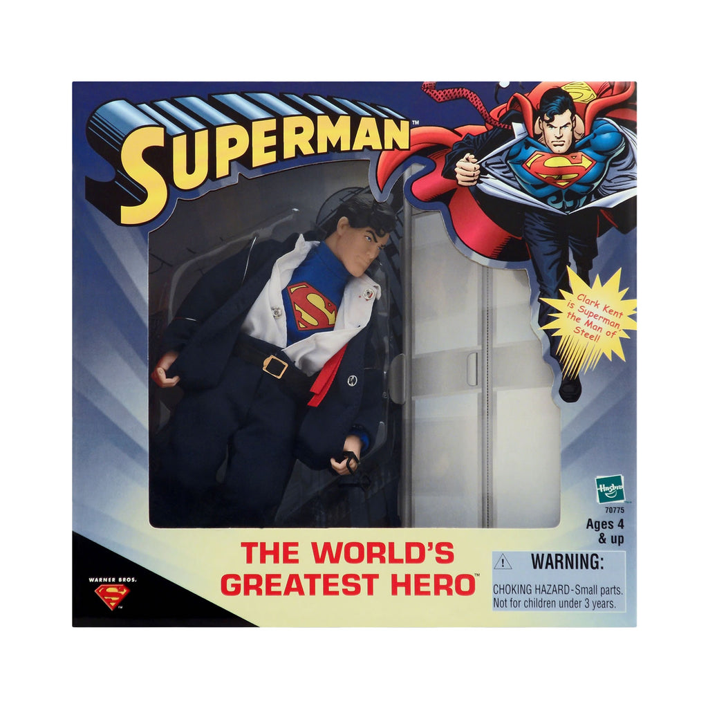 Superman: The World's Greatest Hero