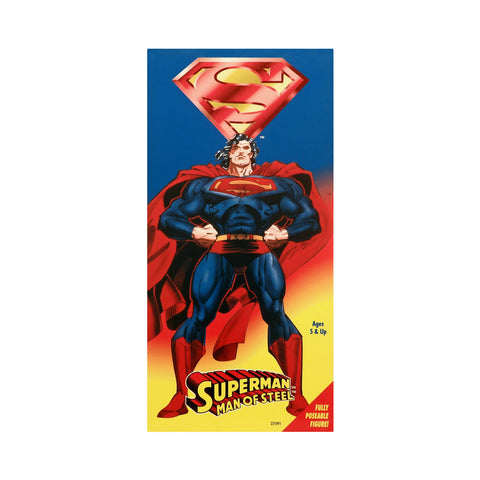 "12"" Superman Man of Steel (1996)"