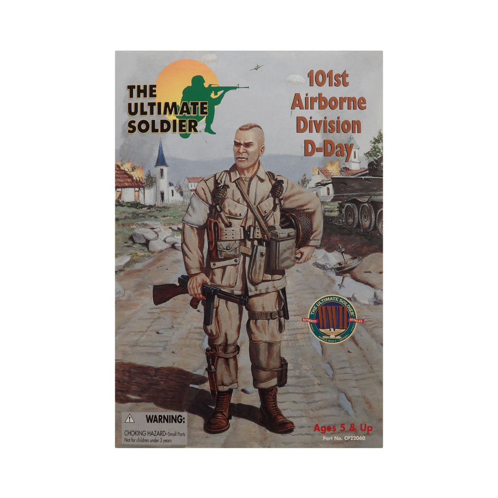The Ultimate Soldier 101st Airborne Division D-Day