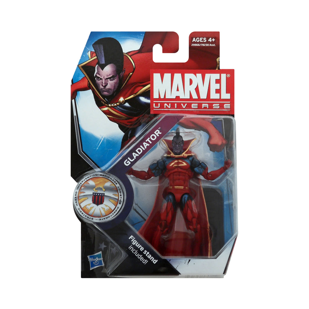 Marvel Universe Series 3 Figure 11 Gladiator