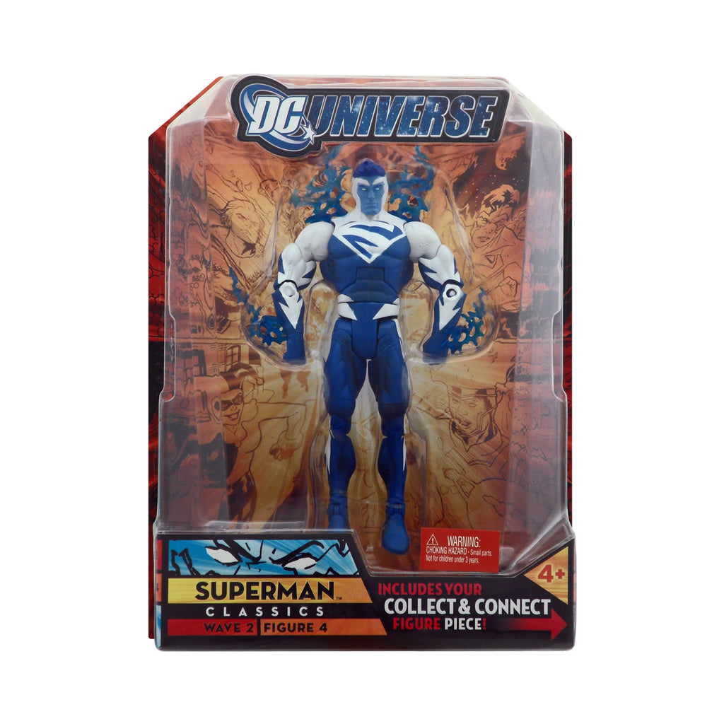DC Universe Classics Wave 2 Superman Blue