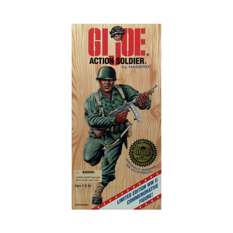 1996 G.I. Joe Action Soldier (African-American)