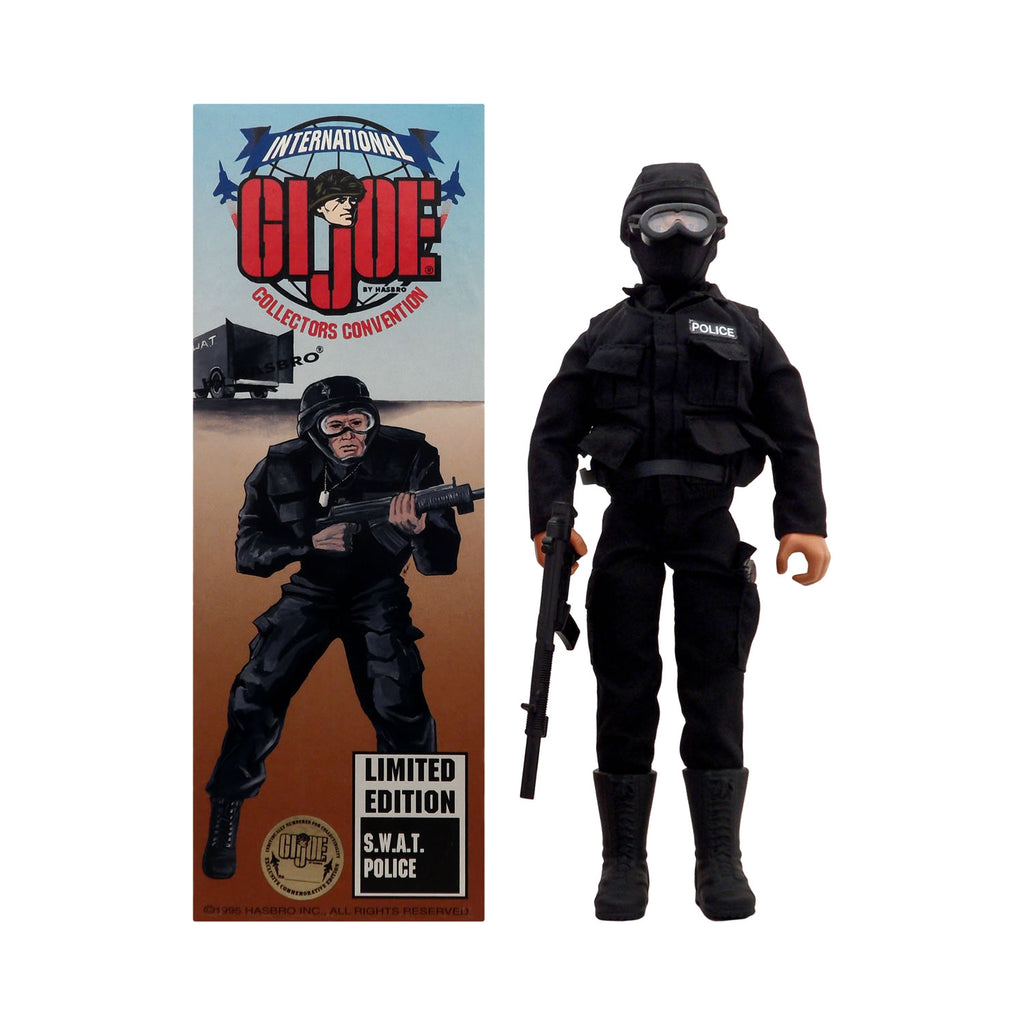 1995 International Collectors Convention G.I. Joe S.W.A.T. Police