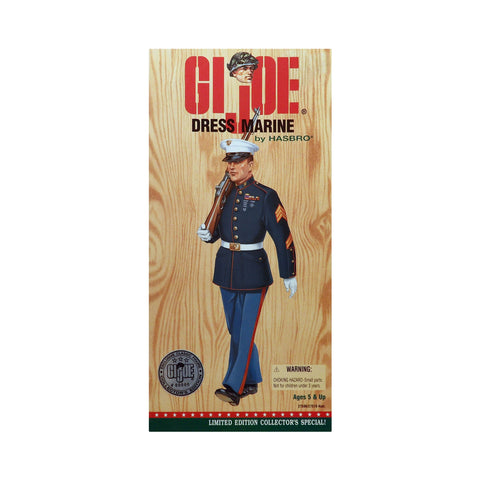 1996 G.I. Joe Dress Marine (Caucasian)
