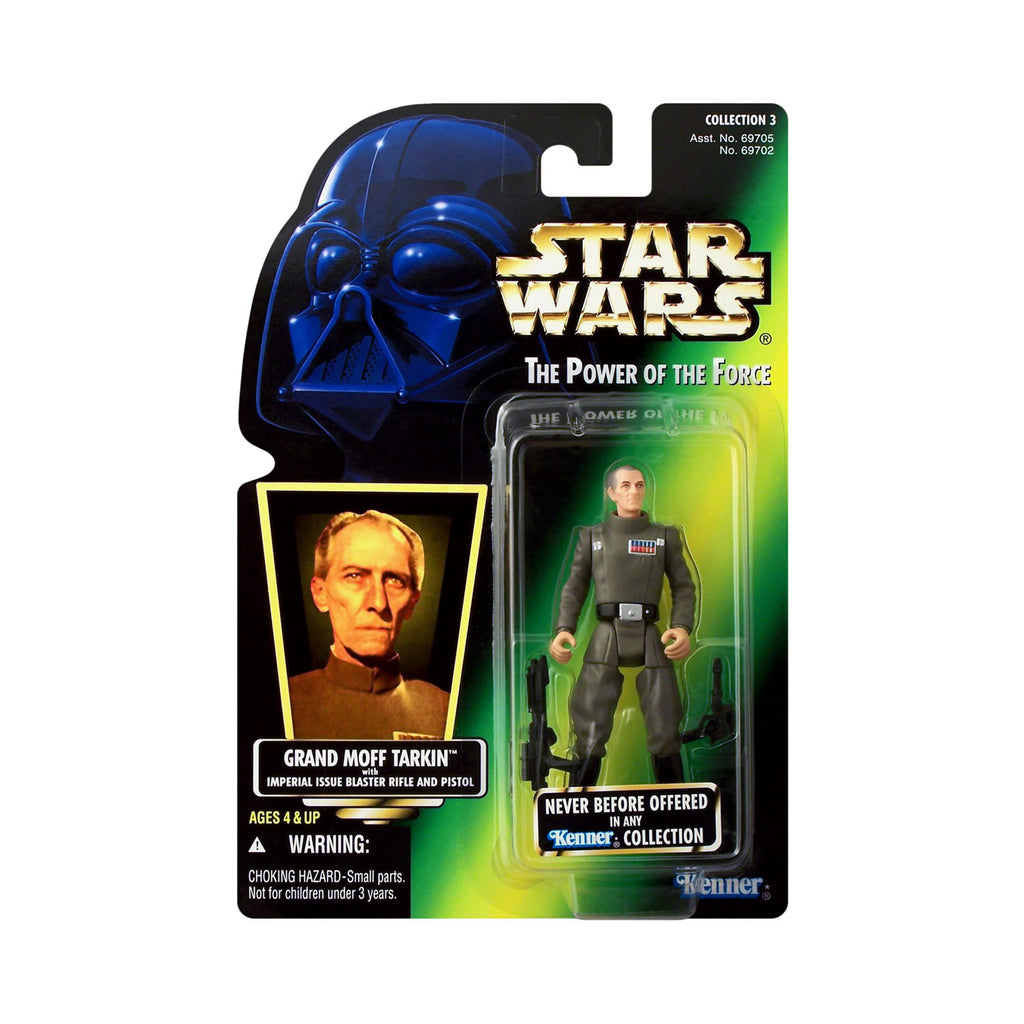 Star Wars: Power of the Force Grand Moff Tarkin (hologram card)