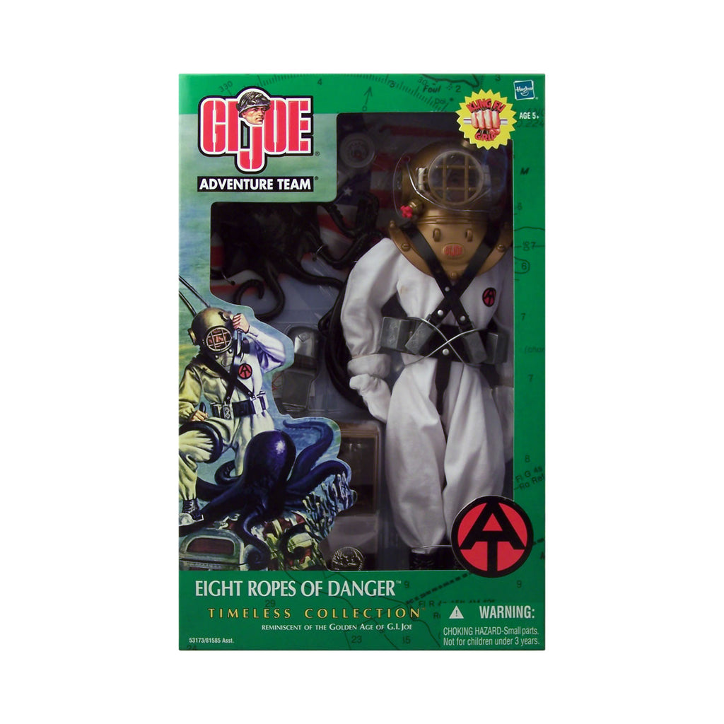 G.I. Joe Adventure Team Eight Ropes of Danger