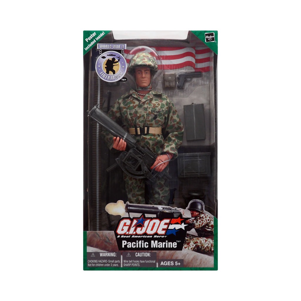 G.I. Joe Pacific Marine
