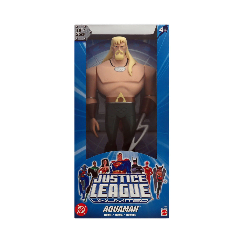 Justice League Unlimited 10-inch Aquaman