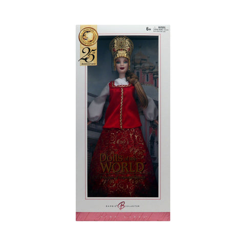 Dolls of the World Princess of Imperial Russia Barbie