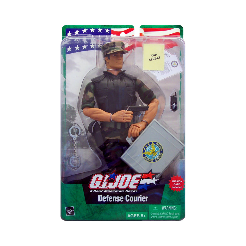 G.I. Joe Defense Courier (Hispanic)