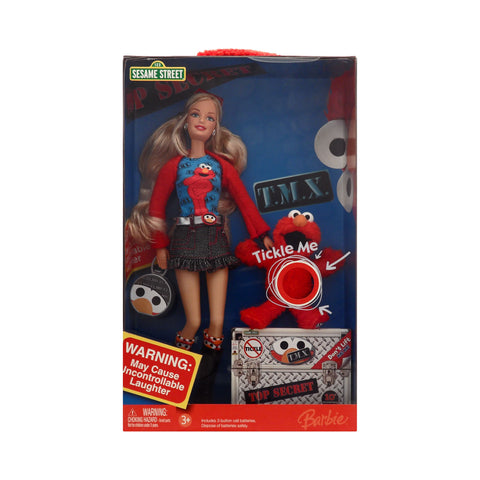 Barbie Loves T.M.X. Elmo