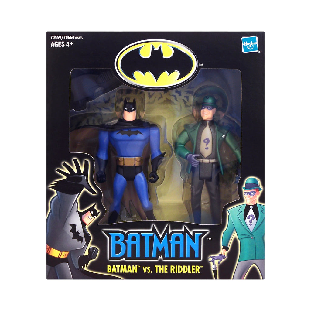 Wal-Mart Exclusive Batman vs. The Riddler