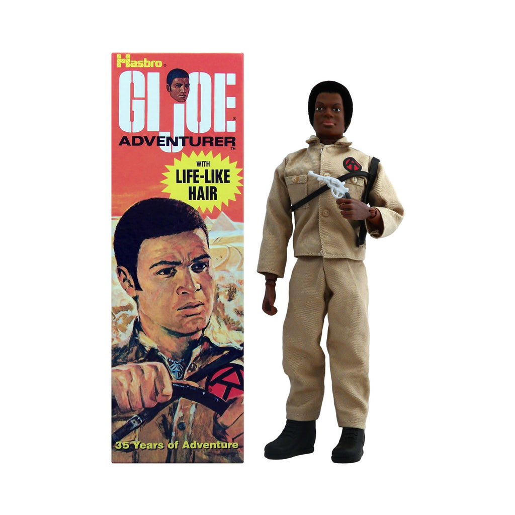 Collectors' Club Limited Edition G.I. Joe Adventurer (African-American)