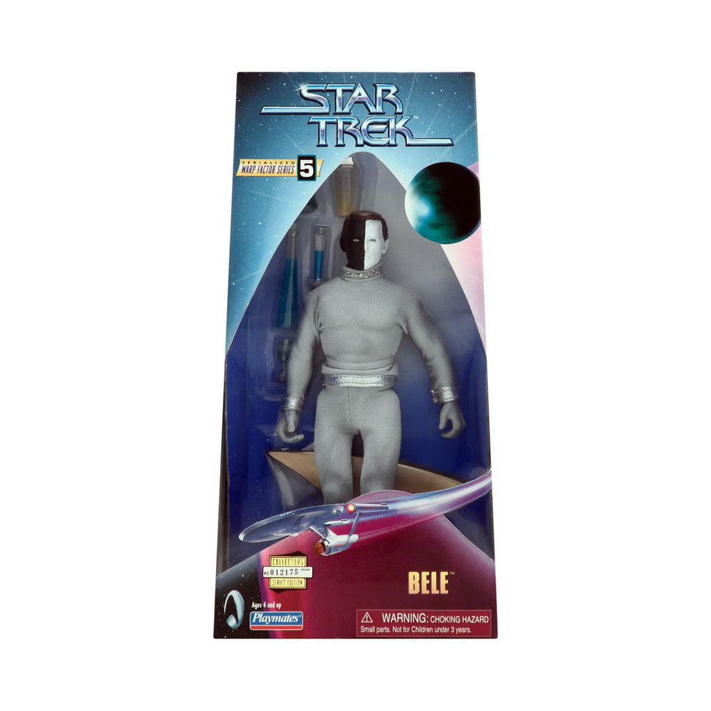 Warp Factor Series 5 Bele from Star Trek