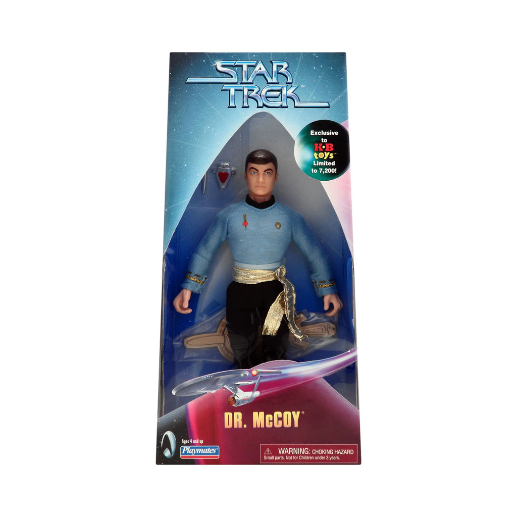 "K-B Exclusive Dr. McCoy from ""Mirror Mirror"""