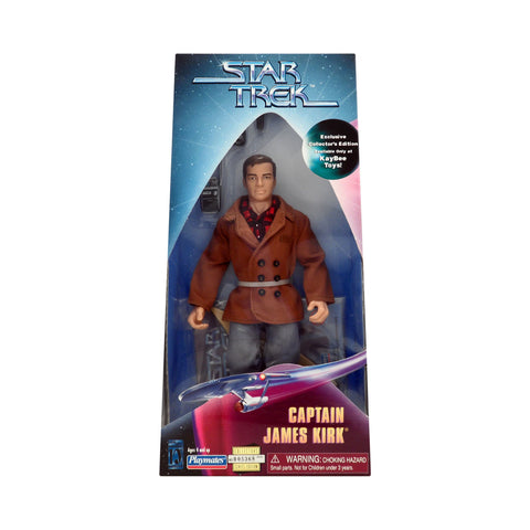 "KayBee Exclusive Captain James Kirk from ""City on the Edge of Forever"""