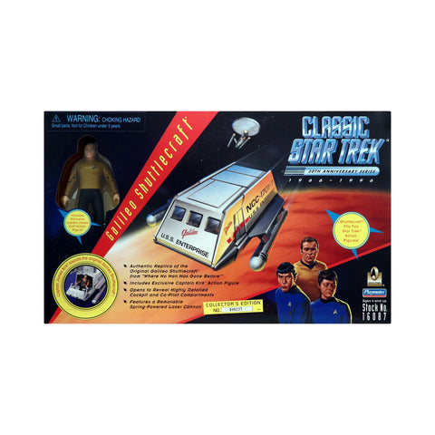 30th Anniversary Galileo Shuttlecraft from Classic Star Trek