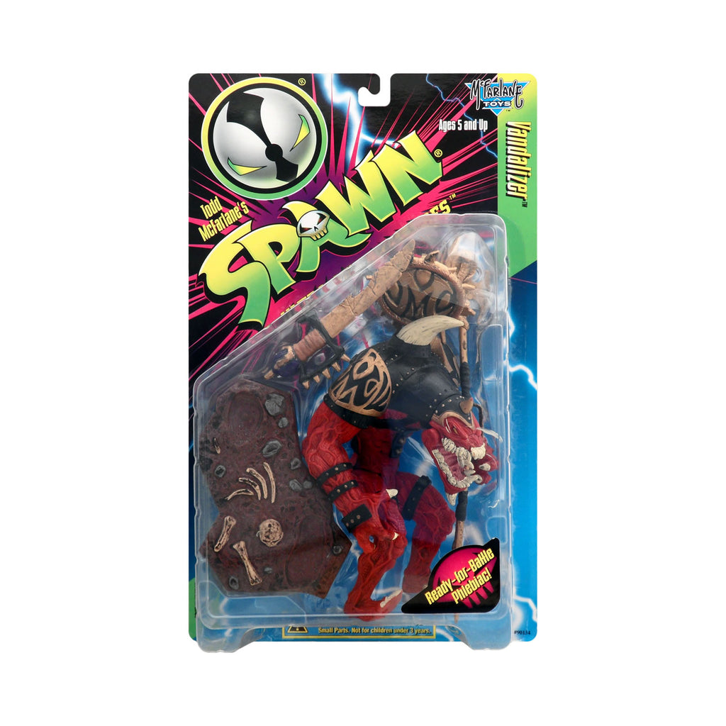 Red Vandalizer from Todd McFarlane's Spawn