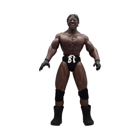 "WWE 12"" Booker T (loose)"