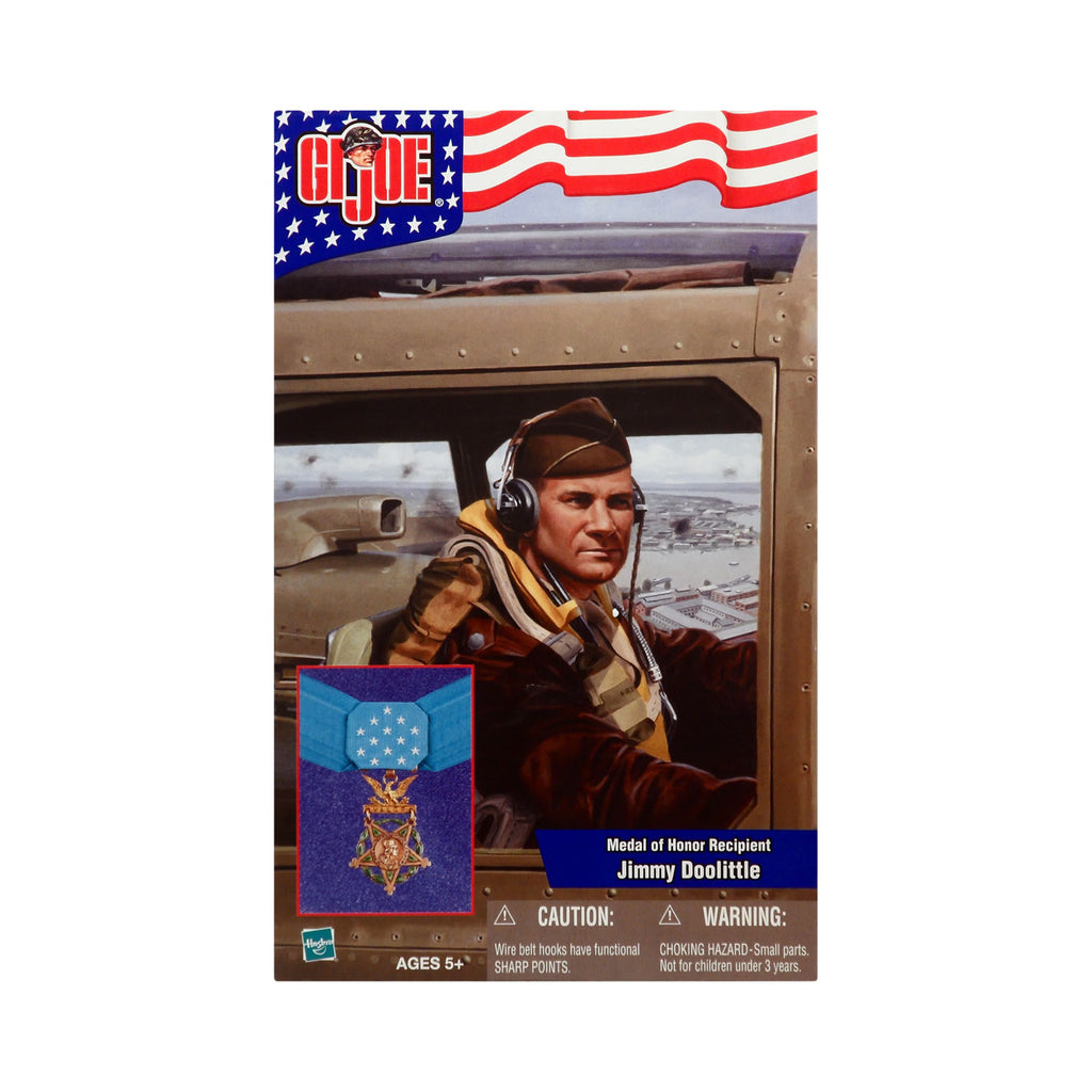 G.I. Joe Medal of Honor Recipient Jimmy Doolittle
