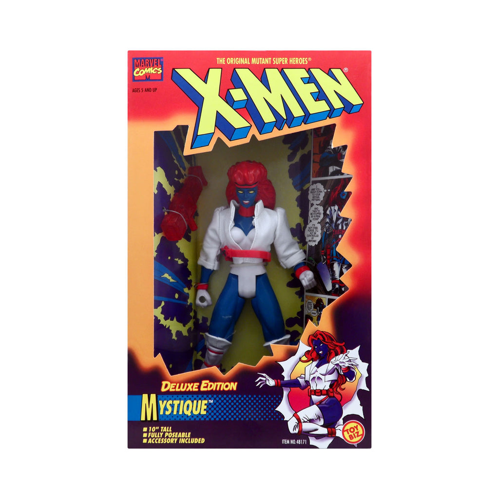 X-Men Deluxe Edition Mystique