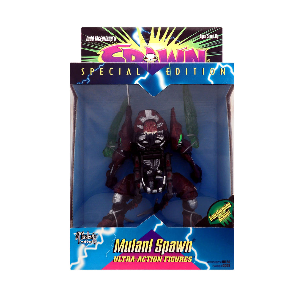 Special Edition Mutant Spawn from Todd McFarlane's Spawn (red-faced variant)