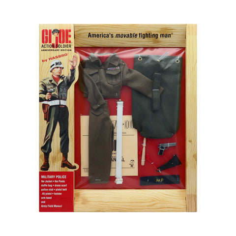 G.I. Joe 40th Anniversary Action Soldier Military Police Set