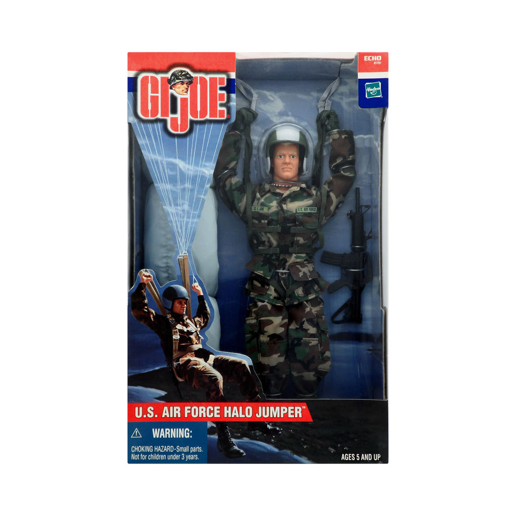 G.I. Joe U.S. Air Force Halo Jumper