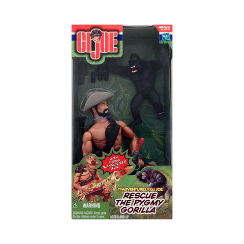 Adventures of G.I. Joe Rescue the Pygmy Gorilla (Caucasian)