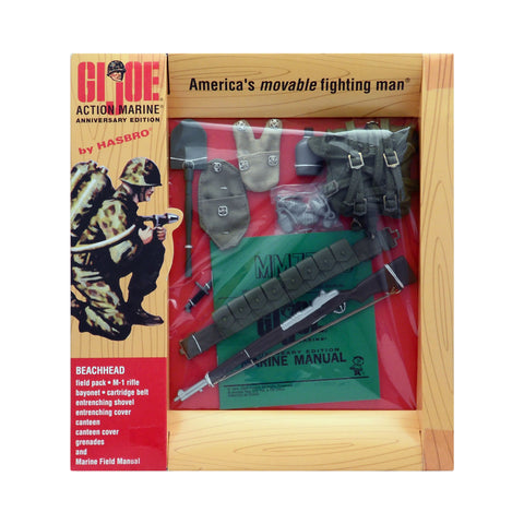 G.I. Joe 40th Anniversary Action Marine Beachhead Attack Set