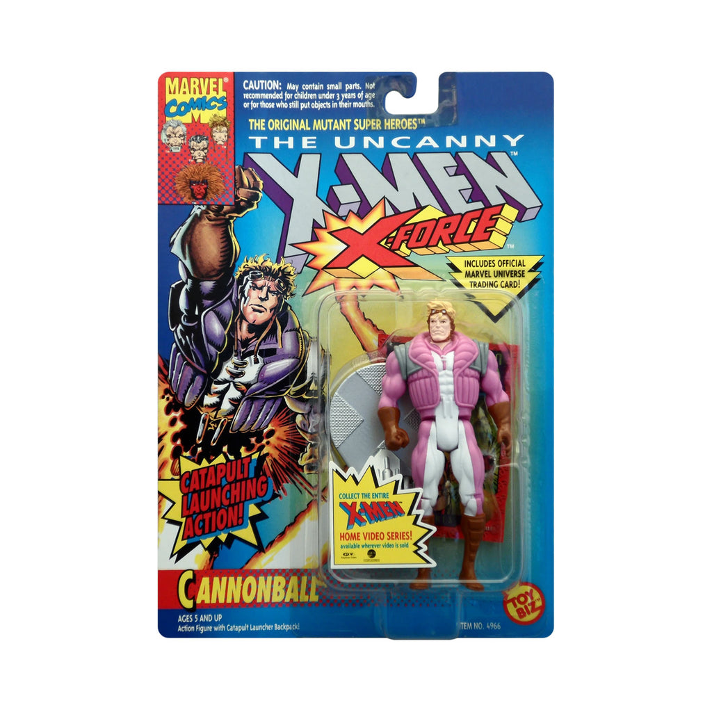 X-Men/X-Force Cannonball (pink costume)