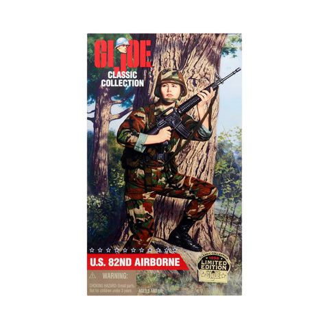 G.I. Joe Classic Collection G.I. Jane U.S. 82nd Airborne (Caucasian)