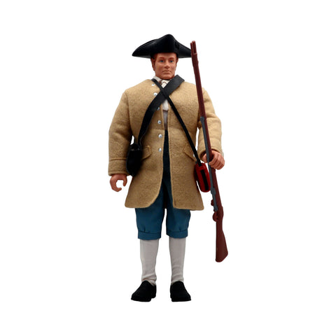 G.I. Joe American Revolution Minuteman (loose)