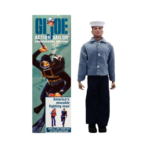 G.I. Joe 40th Anniversary Action Sailor