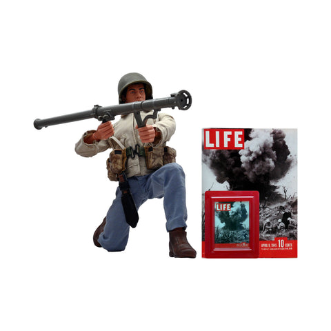 G.I. Joe Life Historical Editions The Battle of Iwo Jima (loose)