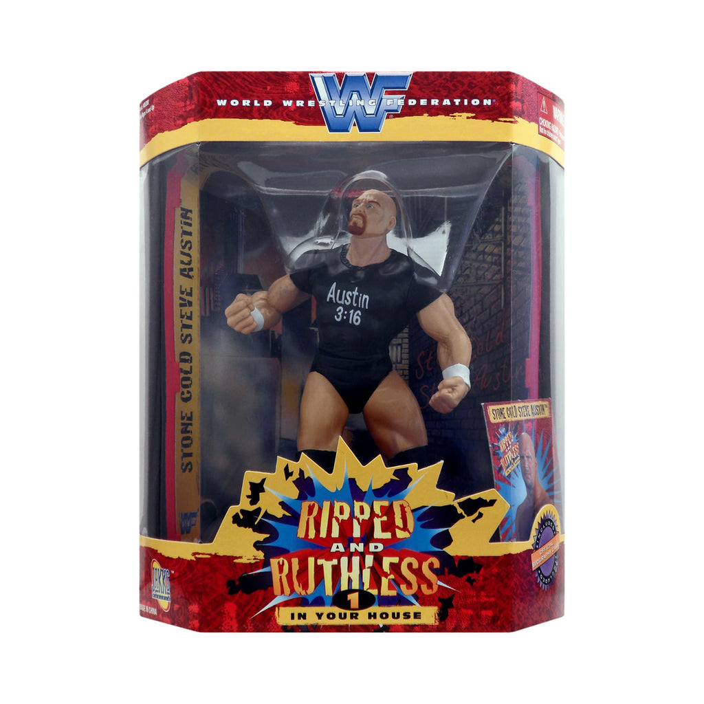 WWF Ripped and Ruthless 1 Stone Cold Steve Austin