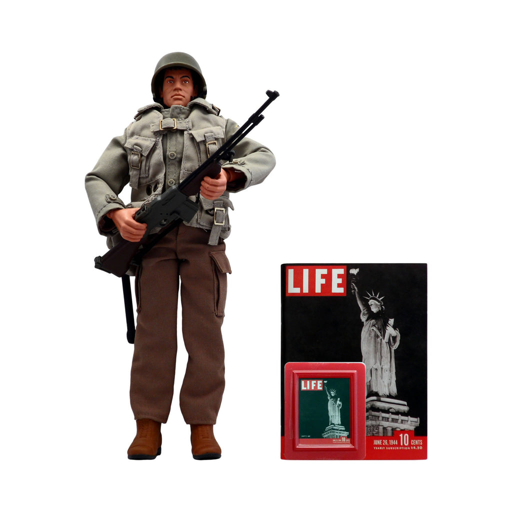 G.I. Joe Life Historical Editions D-Day: Operation Overlord (loose)