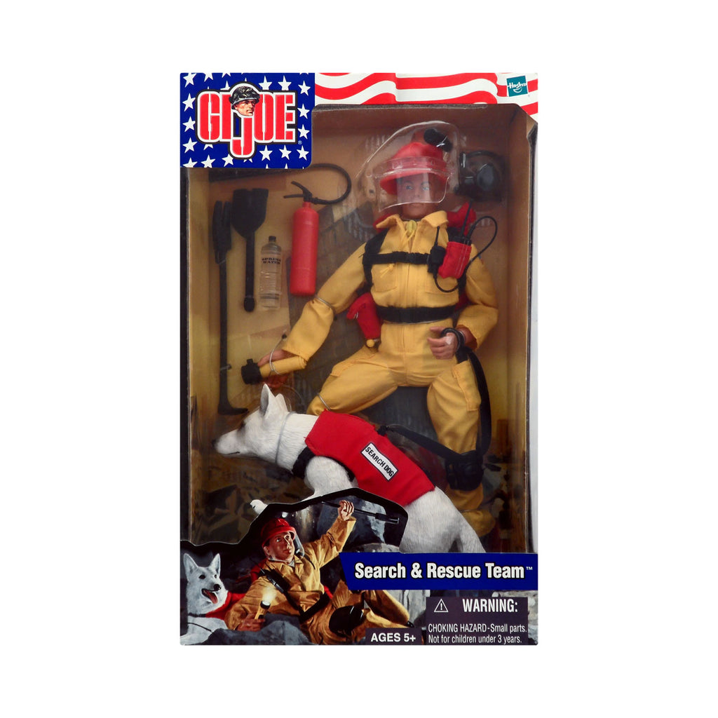 G.I. Joe Search & Rescue Team