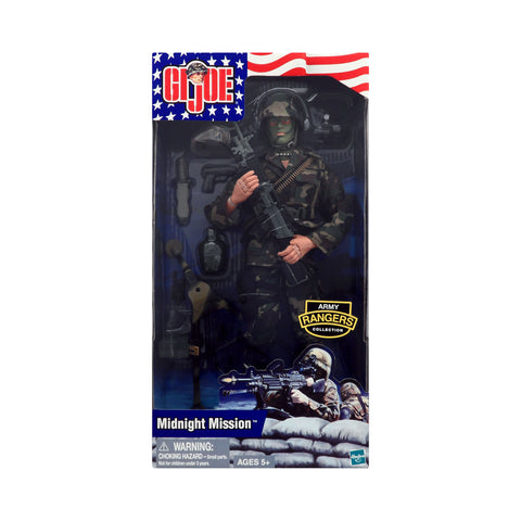 G.I. Joe Army Rangers Collection Midnight Mission (Caucasian)