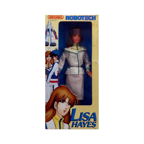 "11.5"" Lisa Hayes from Robotech"