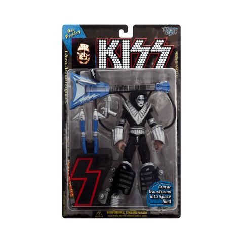 Ace Frehley from KISS with display stand